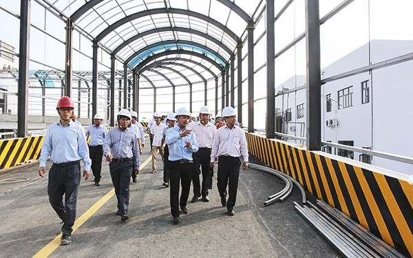 First waste-to-energy plant in Can Tho begins trial operation hinh anh 1