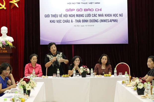 Female scientists from the Asia-Pacific to gather at Hanoi meeting hinh anh 1