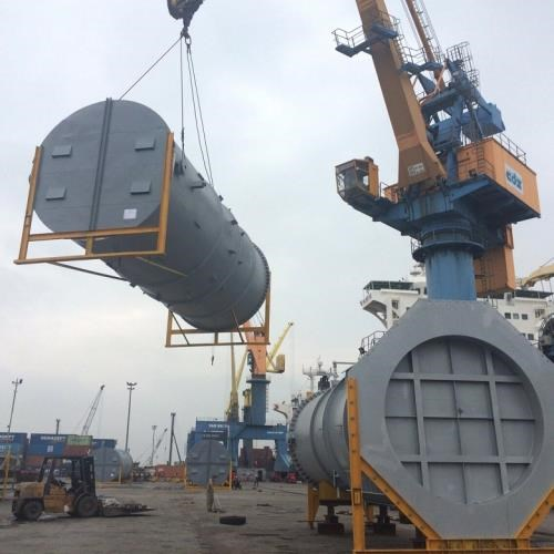 Local company to ship last batch of Fired Heaters to Uzbekistan hinh anh 1