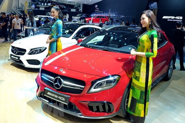 Vietnam Motor Show 2018 to take place in HCM City next week hinh anh 1