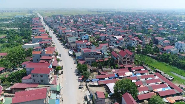 This year's new-style rural building targets completed ahead of schedule hinh anh 1