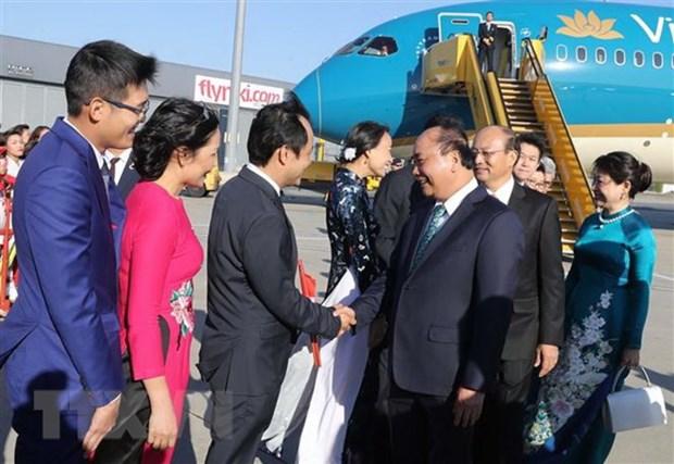 Vietnam – Austria ties enjoy extensive growth hinh anh 1