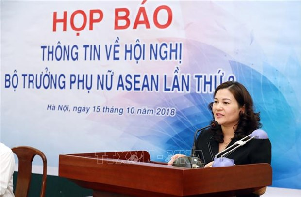 Third ASEAN ministerial meeting on women to be held in Hanoi hinh anh 1