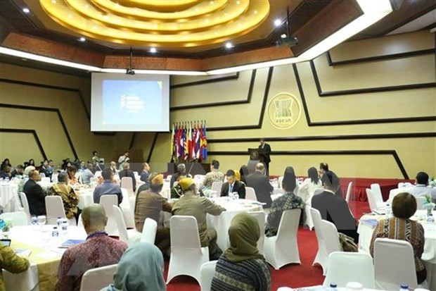 Second Forum of Entities Associated with ASEAN convenes in Indonesia hinh anh 1