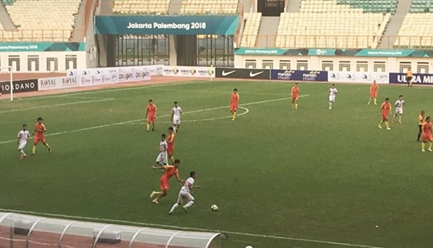 Vietnam's U19 football team beats China in friendly match hinh anh 1