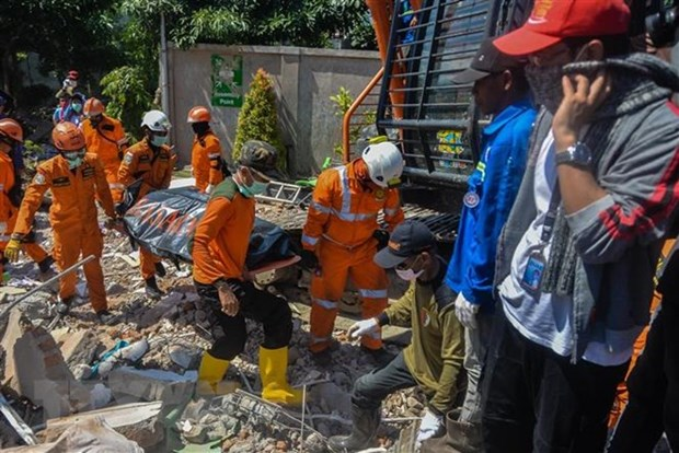 Samsung Electronics supports Indonesia to surmount quake consequences hinh anh 1