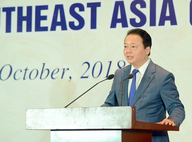 Southeast Asia geology congress takes place in Hanoi hinh anh 1