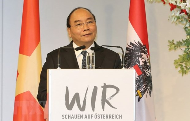 PM calls on Austrian businesses to invest in Vietnam hinh anh 1