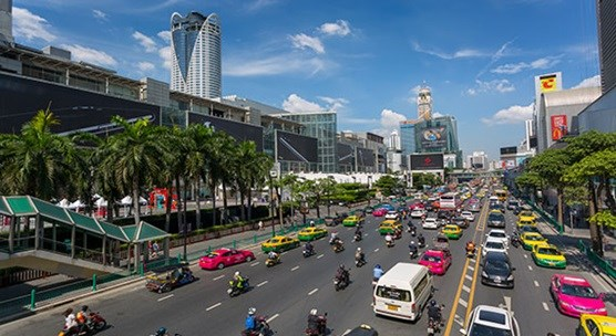 IMF forecasts higher growth for Thailand hinh anh 1