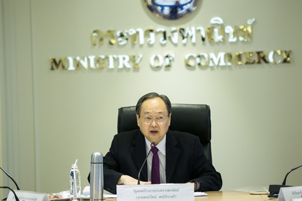 Thai commercial representatives evaluate trade situations worldwide hinh anh 1