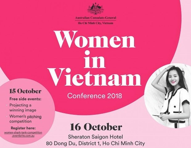 Women in Vietnam Conference opens in HCM City hinh anh 1