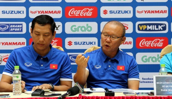 Vietnam coach wants to top AFF Cup's Group hinh anh 1