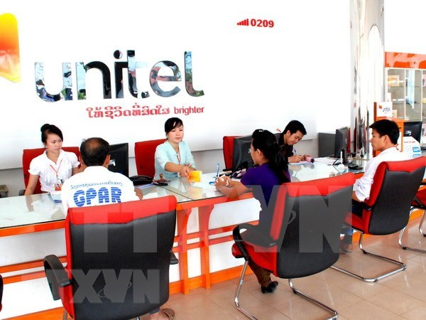Unitel to provide Internet access to 80 pct of Lao population hinh anh 1