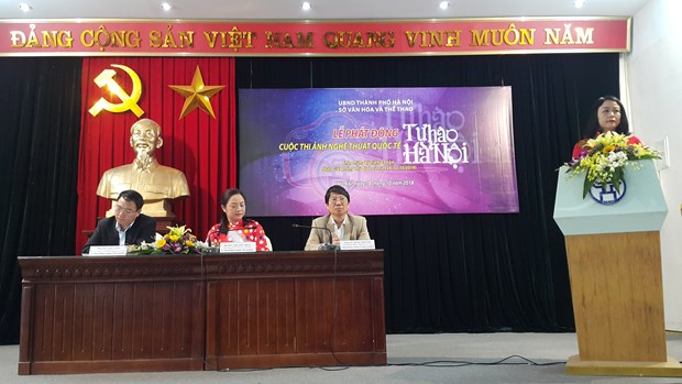 Hanoi-inspired international photography contest launched hinh anh 1