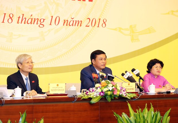 NA to conduct vote of confidence in 6th session hinh anh 1