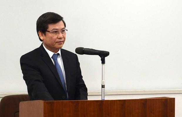 Japanese prosecutors informed of Vietnam's judicial reform hinh anh 1