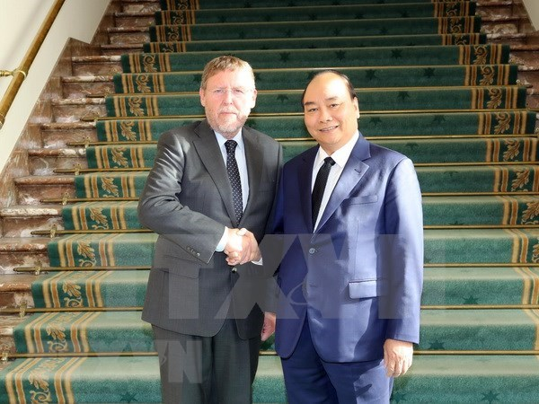 Belgian lower house backs expanded ties with Vietnam hinh anh 1