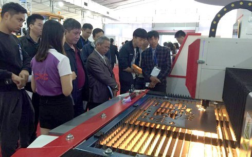 Vietnam Int'l Industry Fair to open in Hanoi hinh anh 1