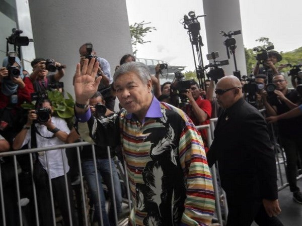 Former Malaysian Deputy PM faces 45 counts hinh anh 1