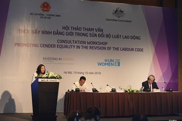 Gender equality key to enhancing competitiveness, sustainable development hinh anh 1