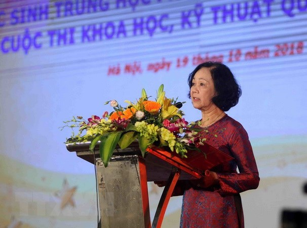Medal winners at Olympiads, int'l science competitions honoured hinh anh 1