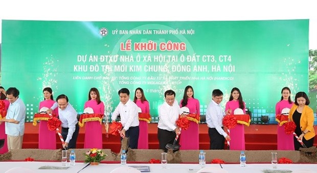 Hanoi aims for more social housing by 2020 hinh anh 1