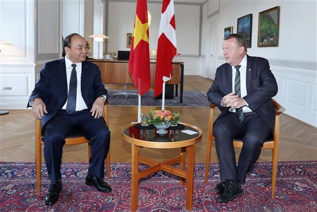 Vietnam treasures comprehensive cooperation with Denmark: PM hinh anh 1