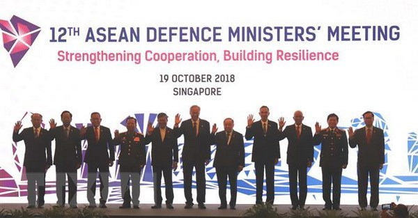Vietnam puts forth initiatives to foster regional defence cooperation hinh anh 1