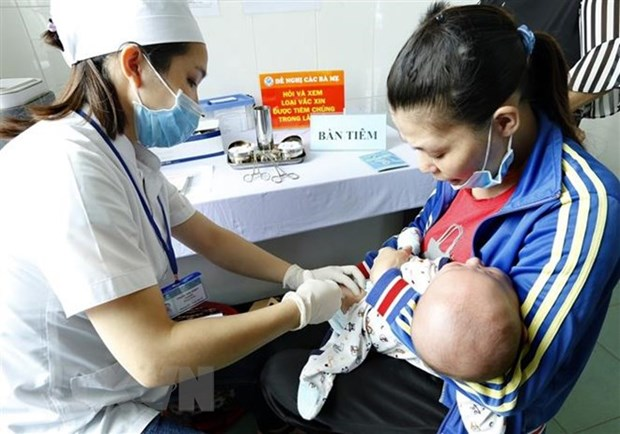 Additional MR shots to be given to children in high-risk areas hinh anh 1