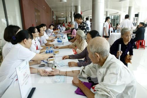 Outpatient departments of major hospitals' new branches inaugurated hinh anh 1