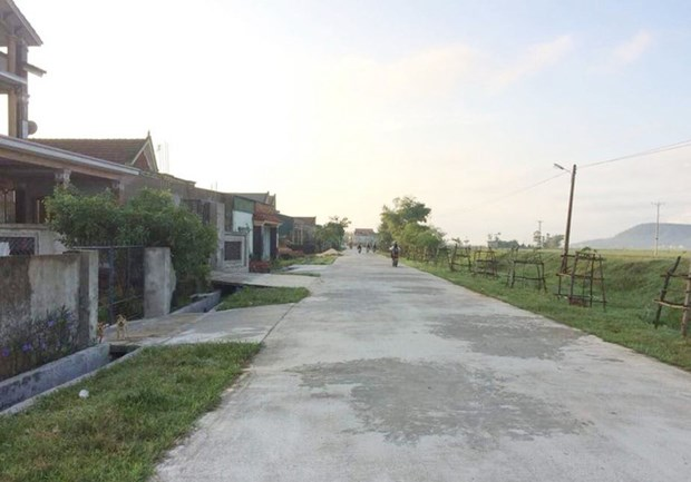 Small quake hits Ha Tinh province hinh anh 1