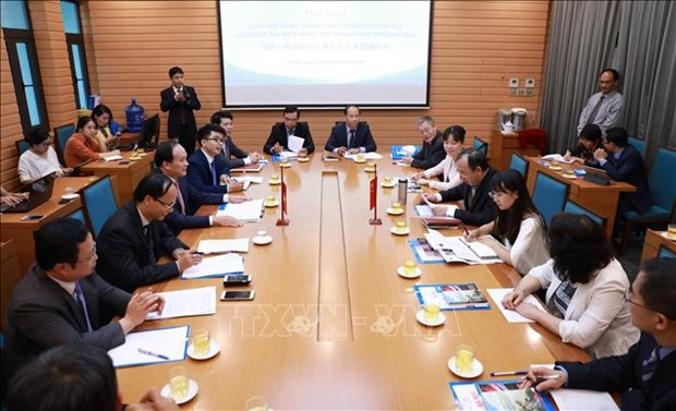 Hanoi, Shanghai share experiences in people's council operations hinh anh 1