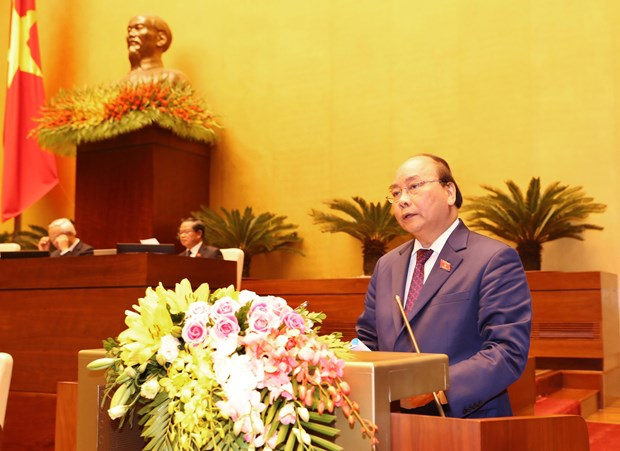 Size of Vietnam's economy expands by 1.3 folds in three years: PM hinh anh 1