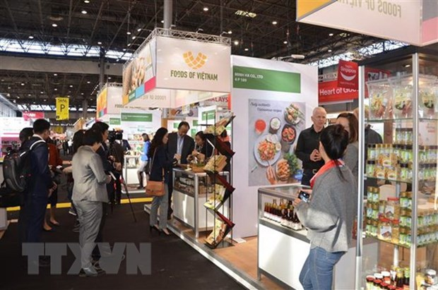 Vietnam's food industry seeks cooperation opportunities in Europe hinh anh 1