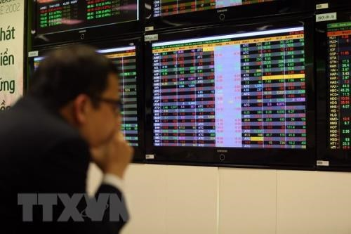 Vietnamese stocks stay in red from selling pressure hinh anh 1
