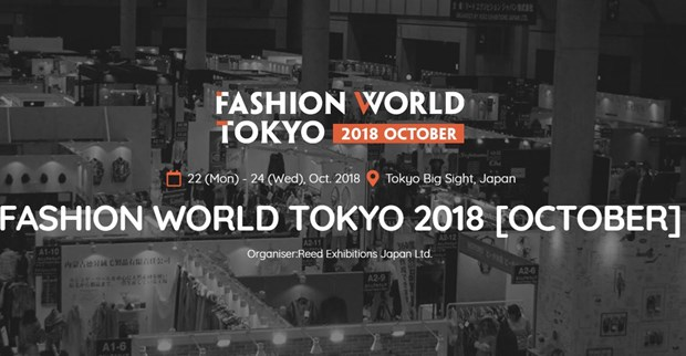 Vietnamese firms attend Fashion World Tokyo 2018 hinh anh 1