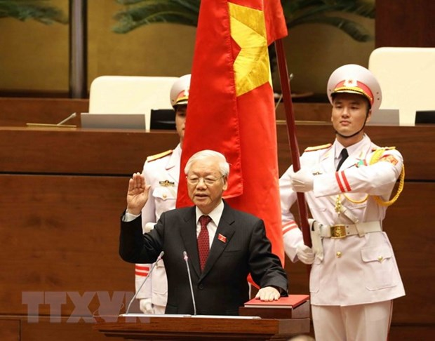 Biography of Party General Secretary and President Nguyen Phu Trong hinh anh 1