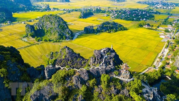 Ninh Binh targets higher tourism quality hinh anh 1