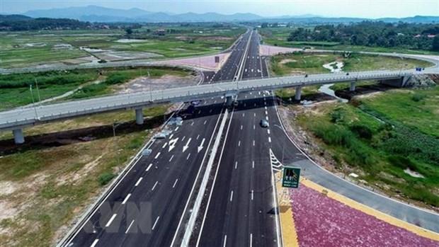 Quang Ninh accelerates construction of Ha Long - Van Don expressway hinh anh 1