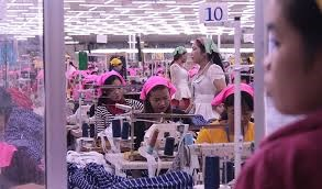 Cambodia's garment exports increase 10.73 percent in H1 hinh anh 1