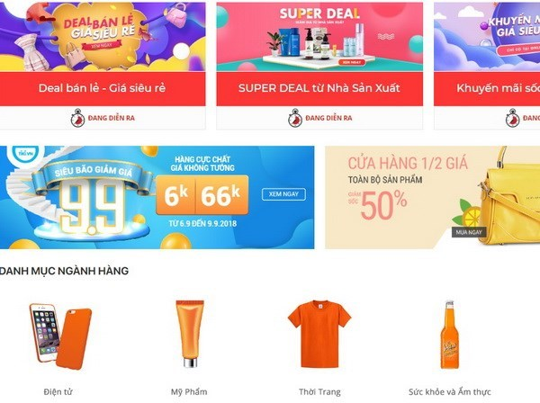 Hanoi facilitates sustainable e-commerce development hinh anh 1