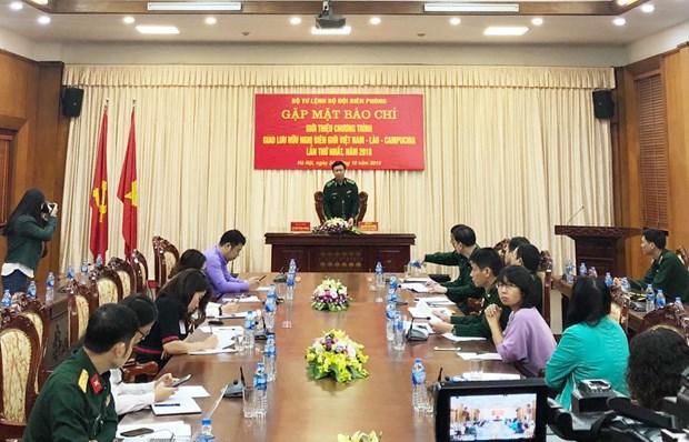Kon Tum to host Vietnam-Laos-Cambodia friendship exchange hinh anh 1