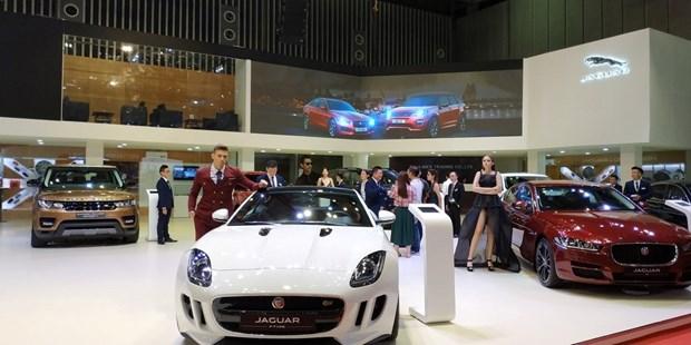 Vietnam Motor Show 2018 kicks off in HCM City hinh anh 1