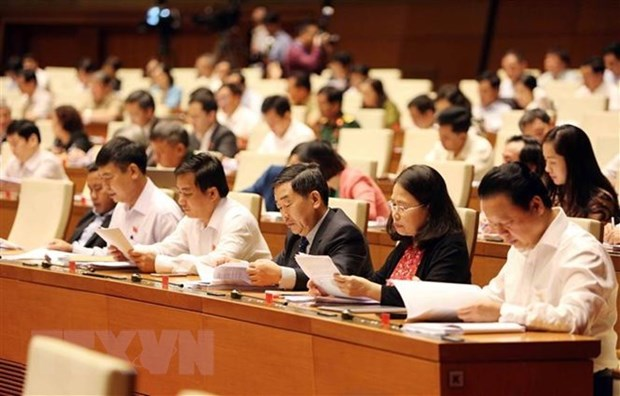Law-makers' opinions differ on major issues in revised anti-corruption bill hinh anh 1