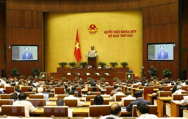 NA to conduct vote of confidence on October 25 hinh anh 1