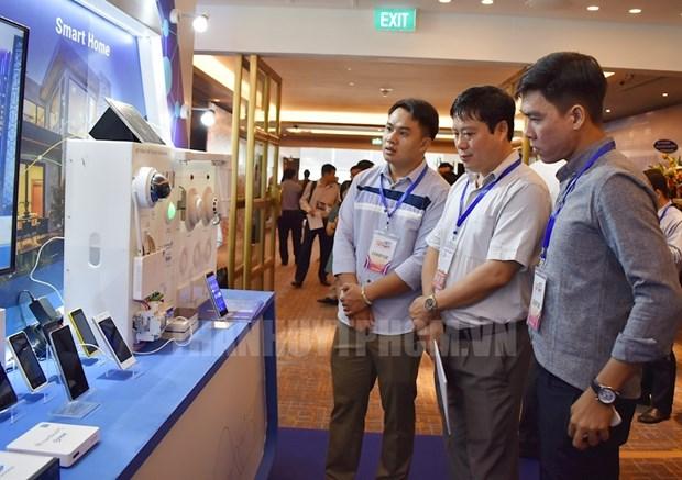 Seminar discusses Vietnam's capitalisation of IoT market hinh anh 1