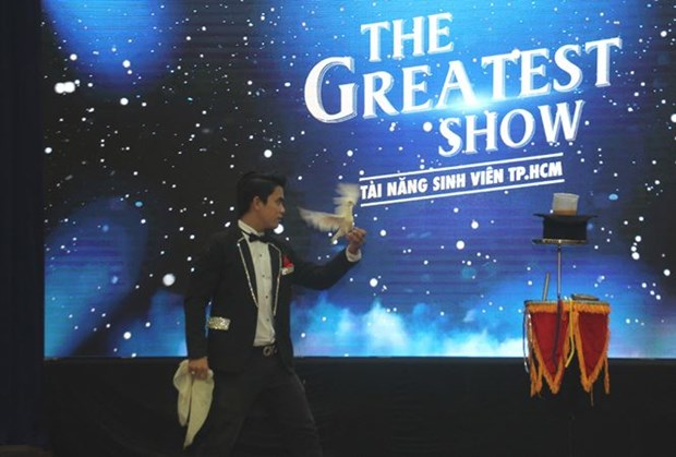 Talent contest kicks off for students in Ho Chi Minh City hinh anh 1