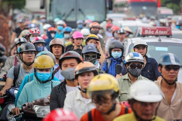 Hanoi seeks ways out of traffic jams hinh anh 1