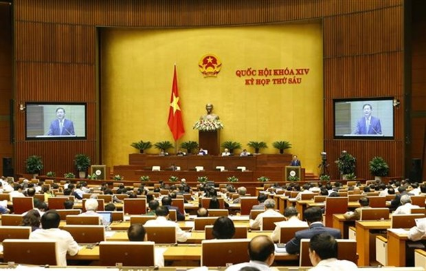 Socio-economic issues a focus at NA on October 26 hinh anh 1