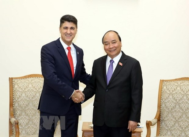 PM lauds Coca-Cola's operations in Vietnam hinh anh 1